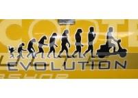 Autocollant VESPA EVOLUTION