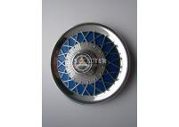 """Enjoliveur de roue 10 """" bleu VIGANO"""
