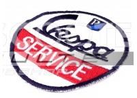 Ecusson VESPA SERVICE