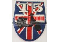 Ecusson T5 BRITICH