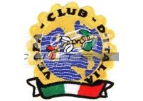 Ecusson VESPA CLUB D'Italie