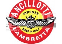 Autocollant LAMBRETTA FIRENZE
