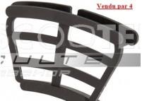 Kit grilles freins à disques NOIR