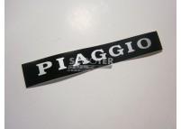Autocollant PIAGGIO arrière de selle