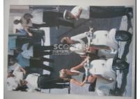 """Poster """"VESPA PRIMAVERA FILLE"""""""