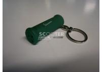Porte clé VESPA Torche LED