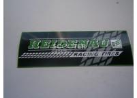 "AUTOCOLLANT HEIDENAU ""Racing"""